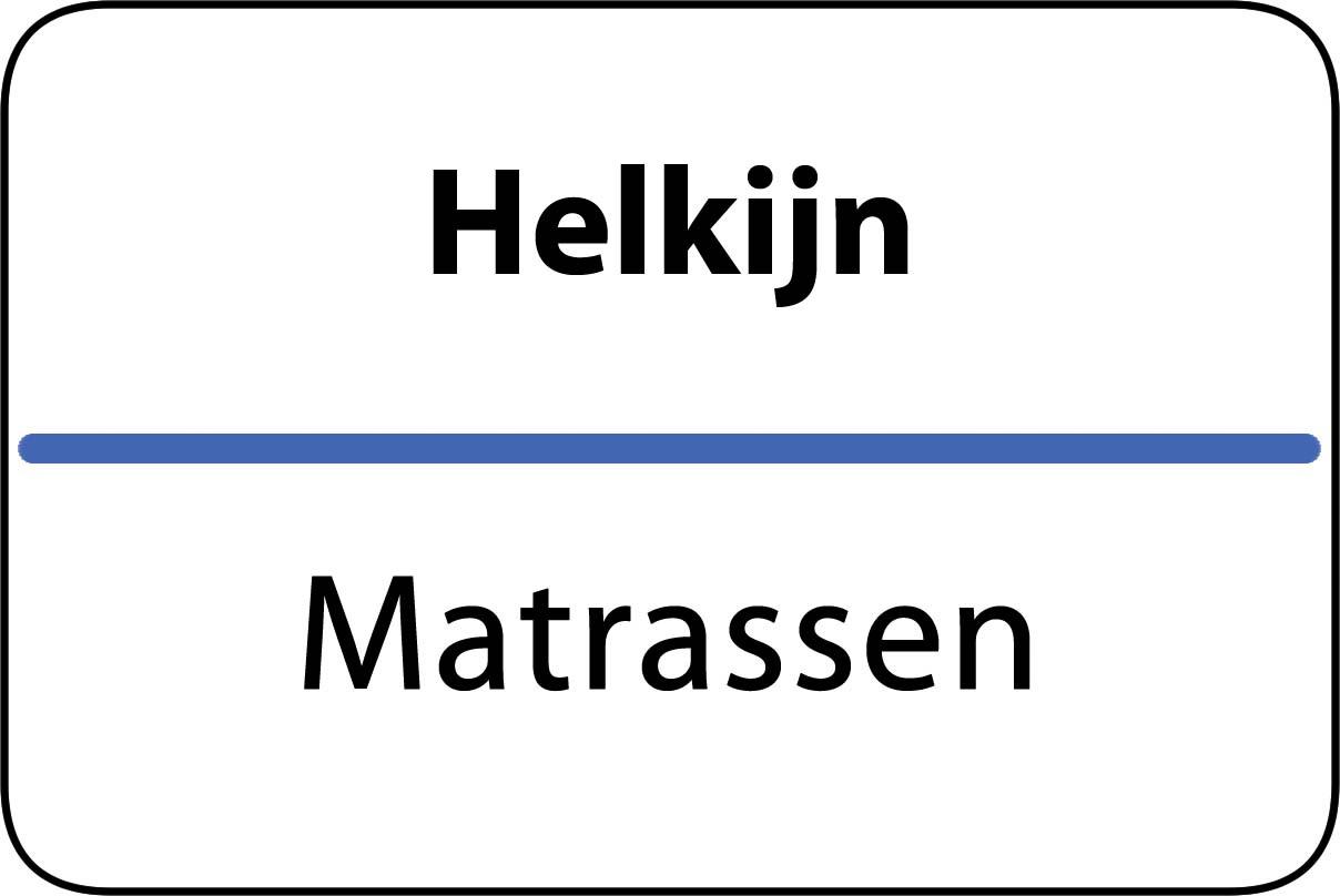 De beste matrassen in Helkijn