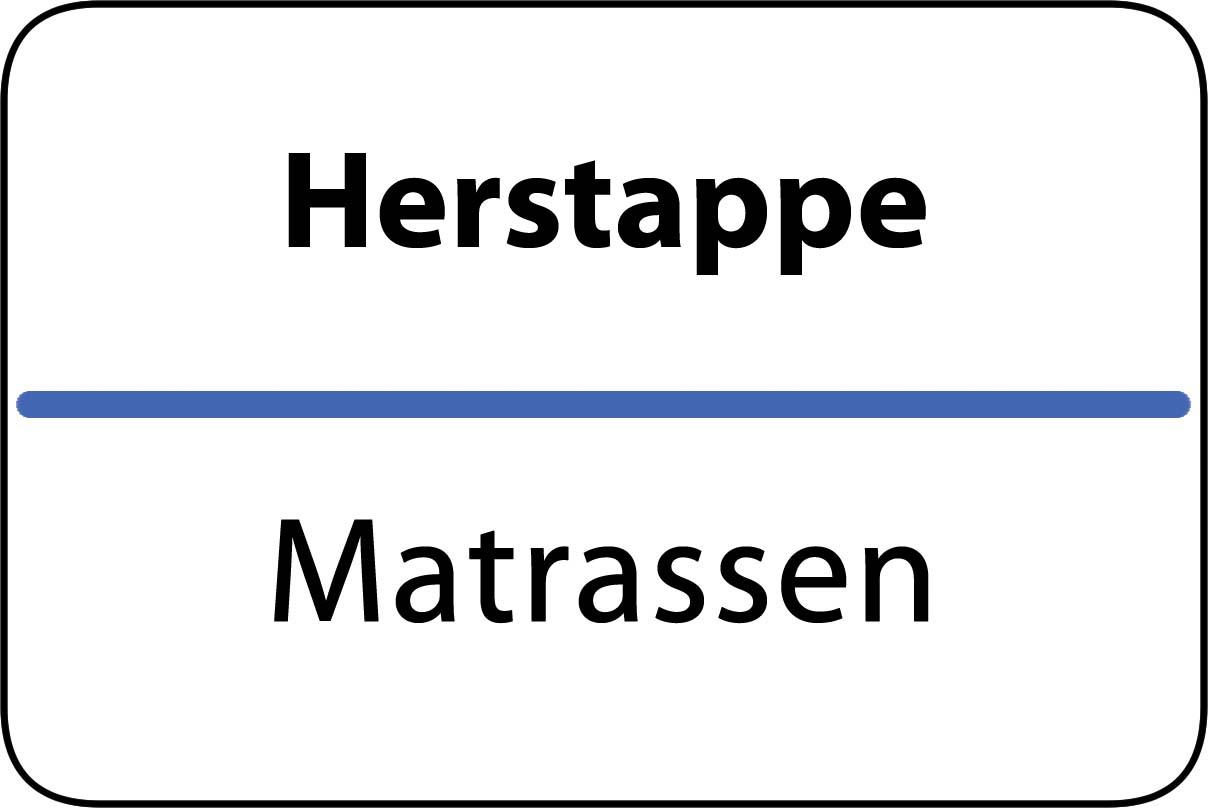 De beste matrassen in Herstappe