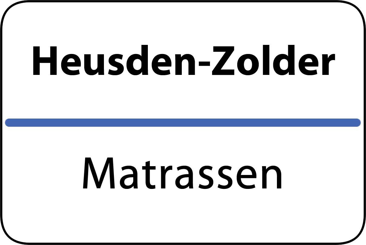 De beste matrassen in Heusden-Zolder