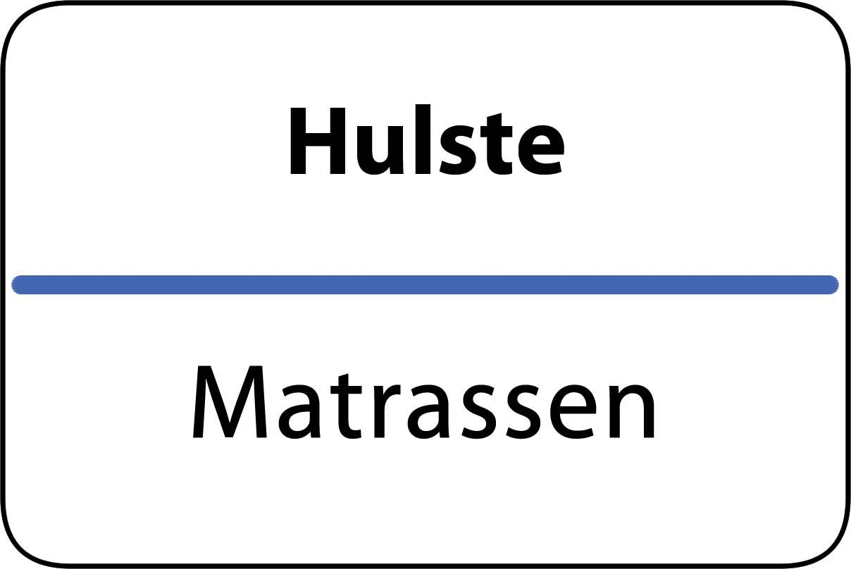 De beste matrassen in Hulste
