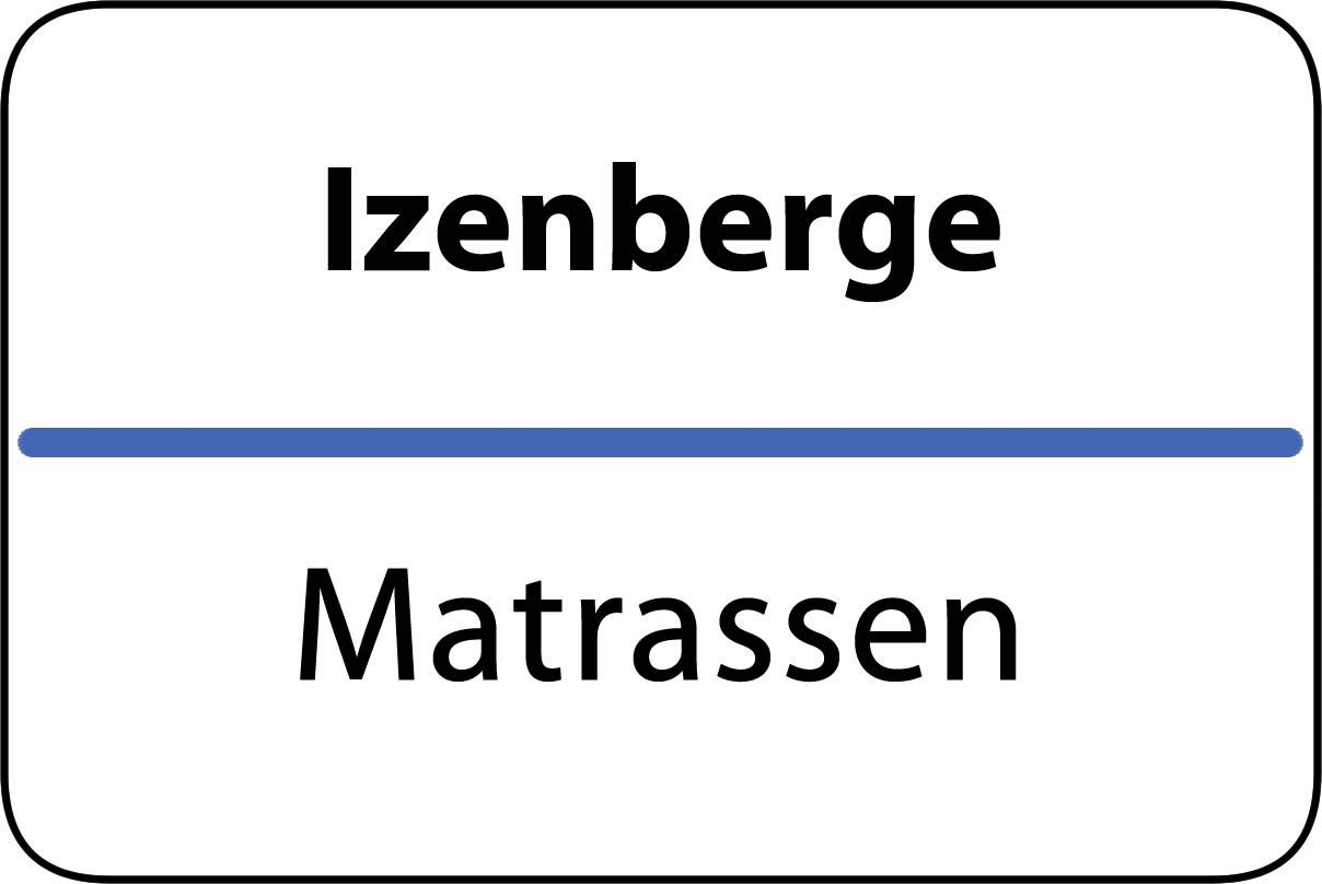 De beste matrassen in Izenberge