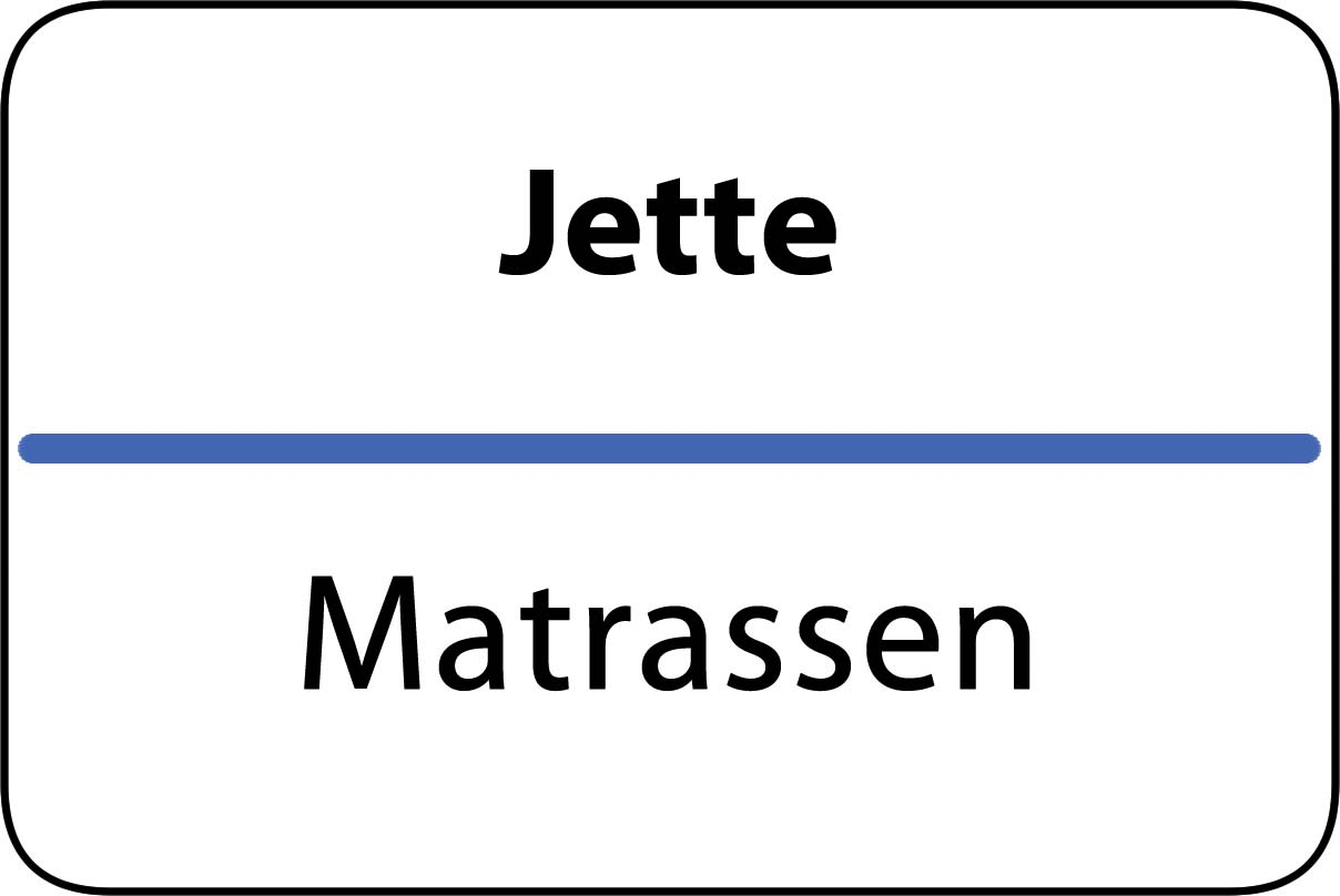 De beste matrassen in Jette