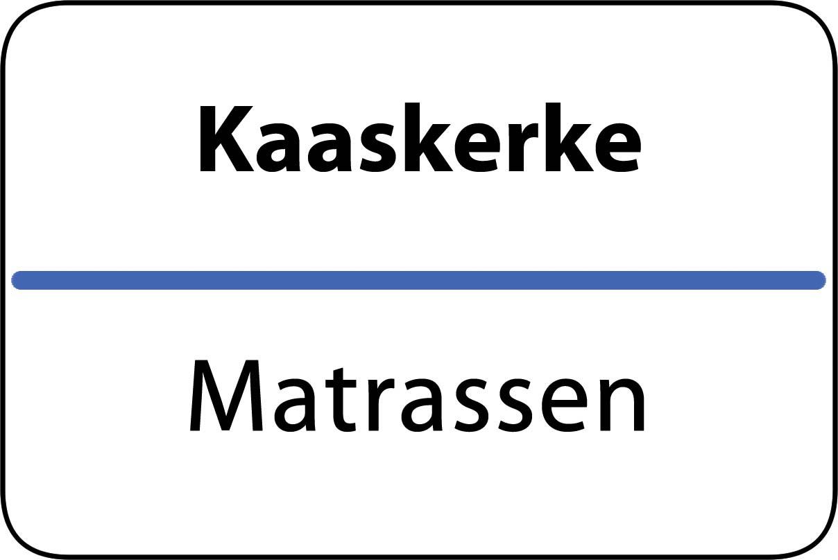 De beste matrassen in Kaaskerke