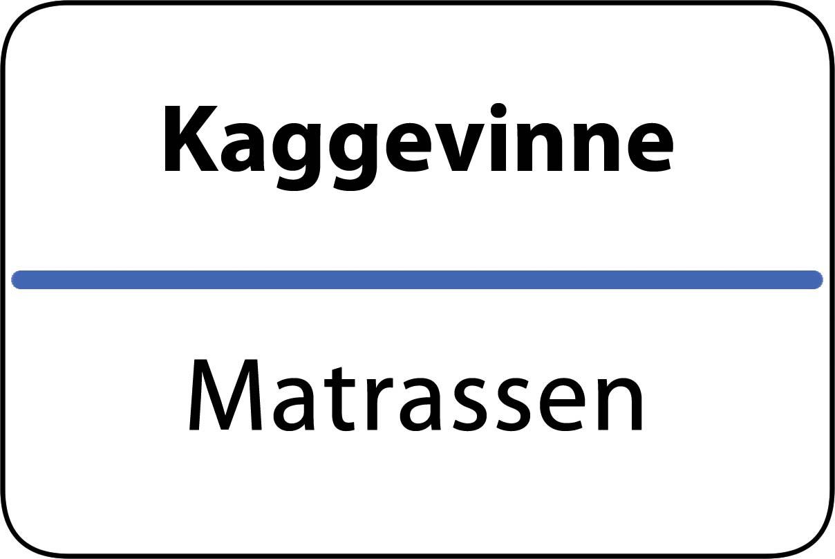 De beste matrassen in Kaggevinne