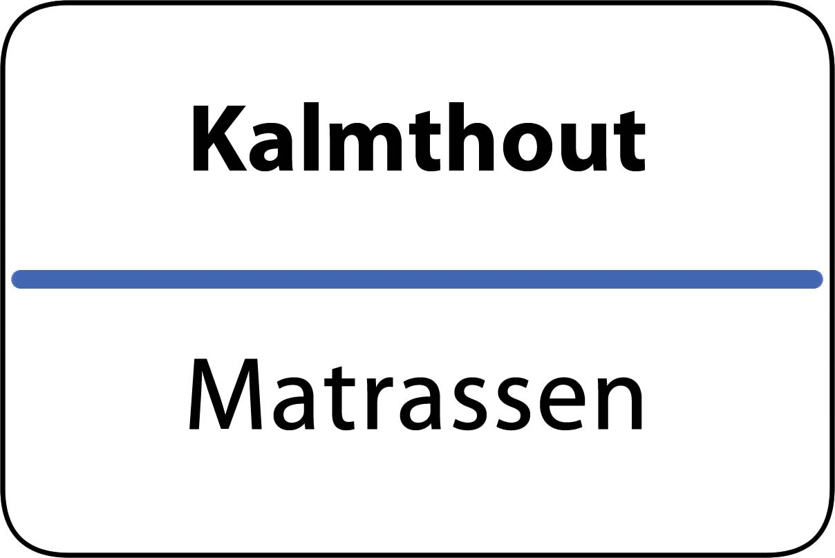 De beste matrassen in Kalmthout