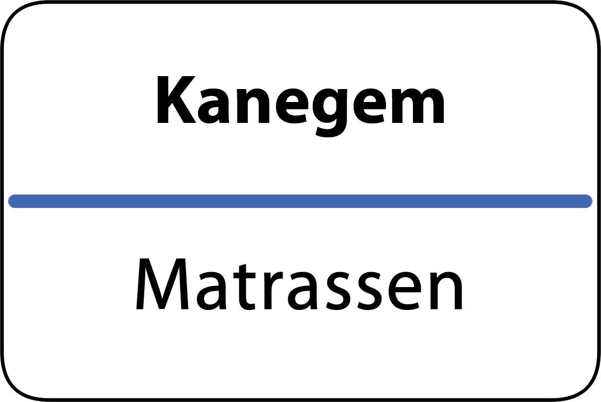 De beste matrassen in Kanegem