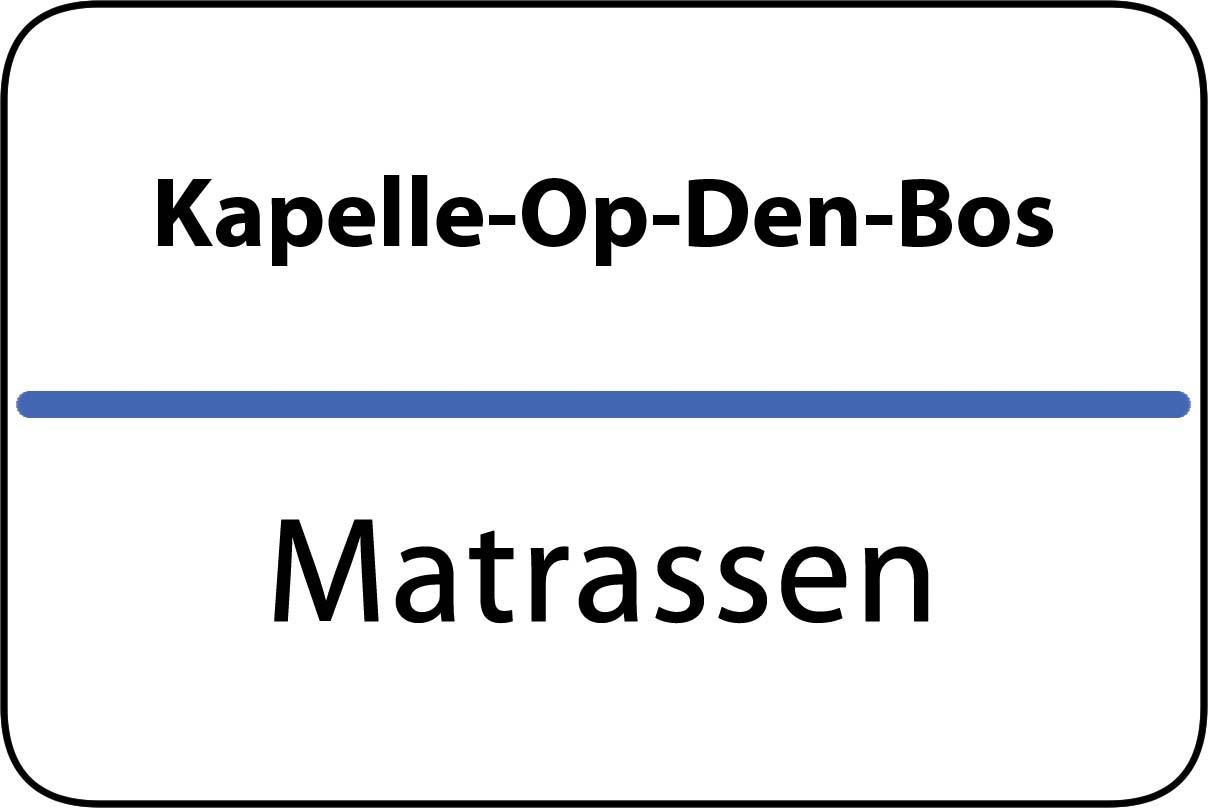 De beste matrassen in Kapelle-Op-Den-Bos