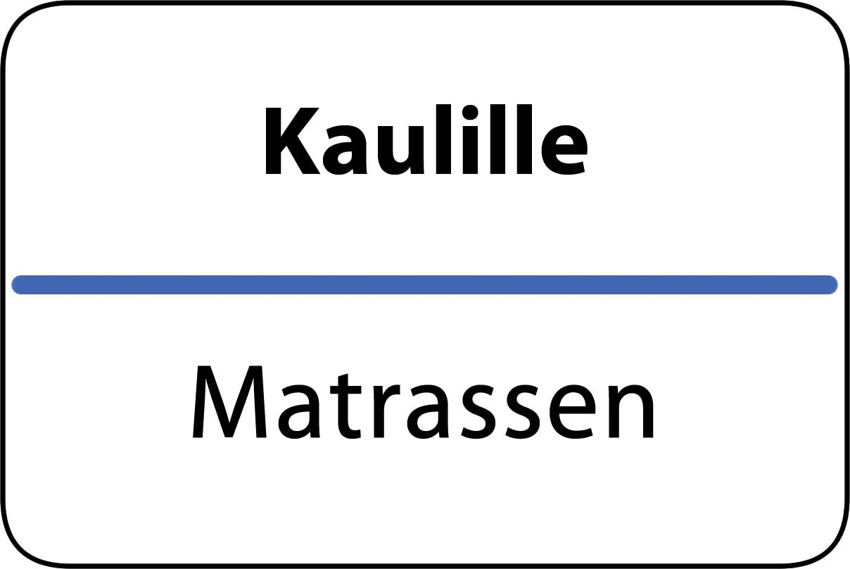 De beste matrassen in Kaulille