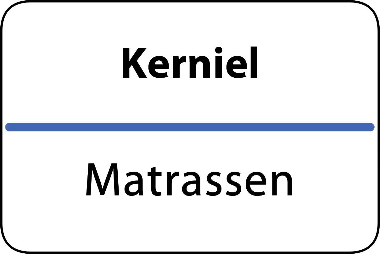 De beste matrassen in Kerniel