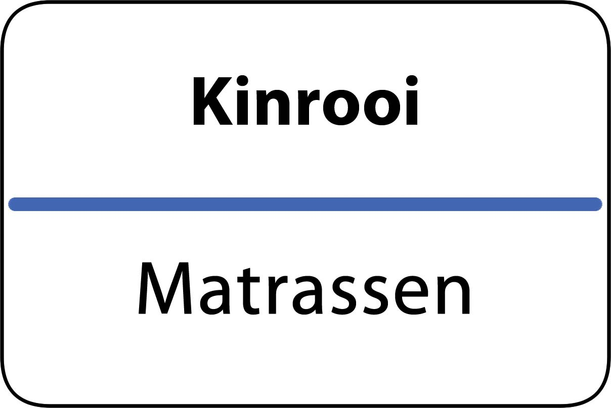 De beste matrassen in Kinrooi