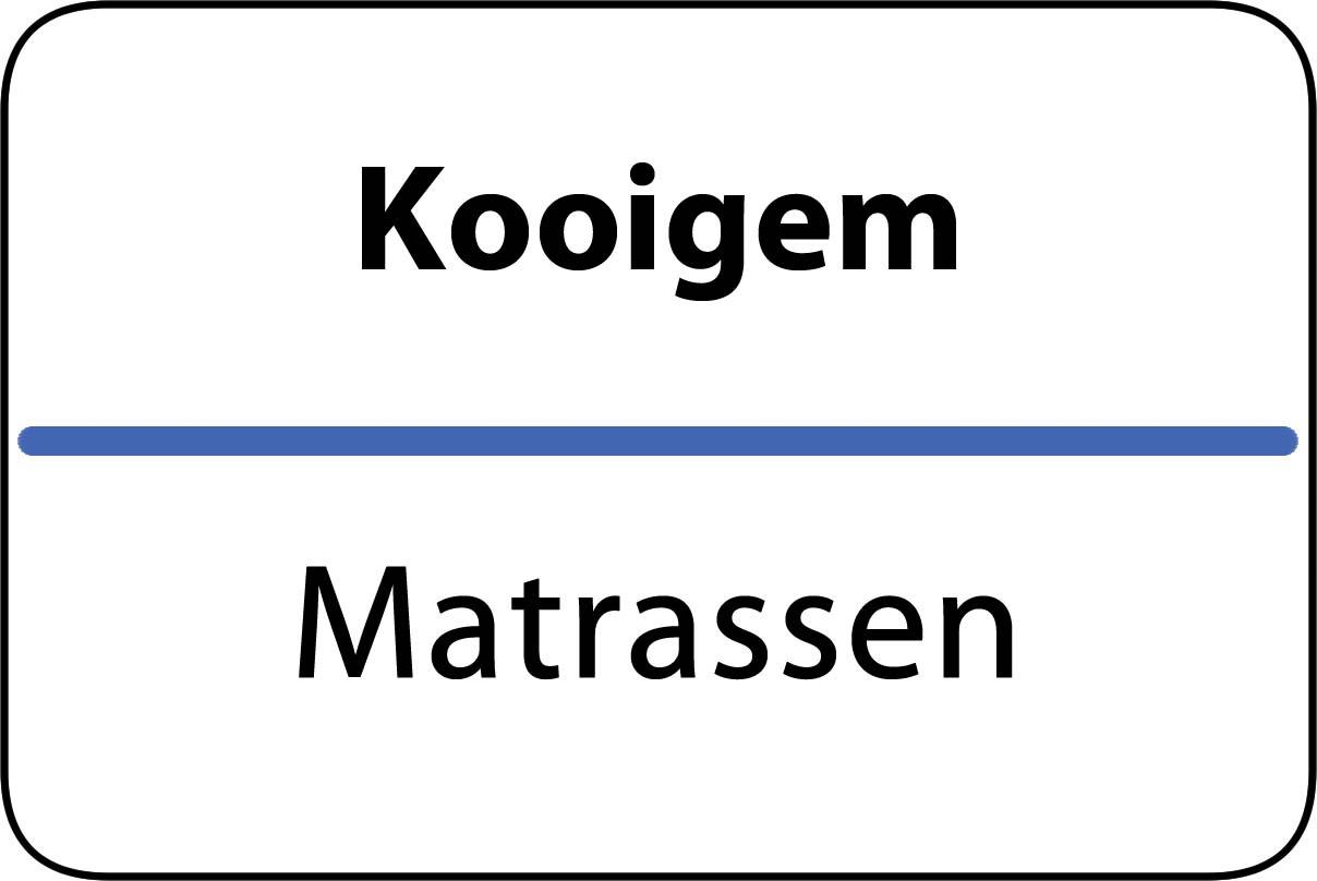 De beste matrassen in Kooigem