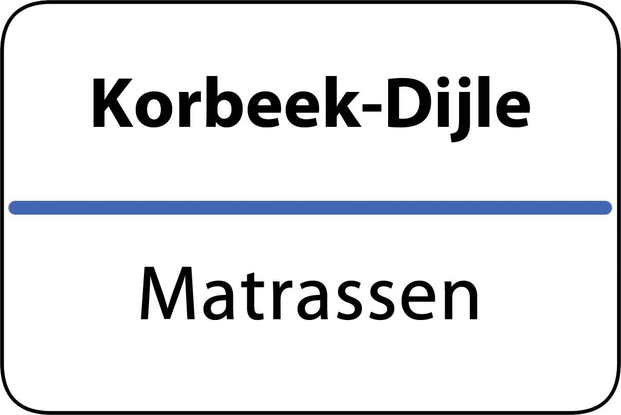 De beste matrassen in Korbeek-Dijle