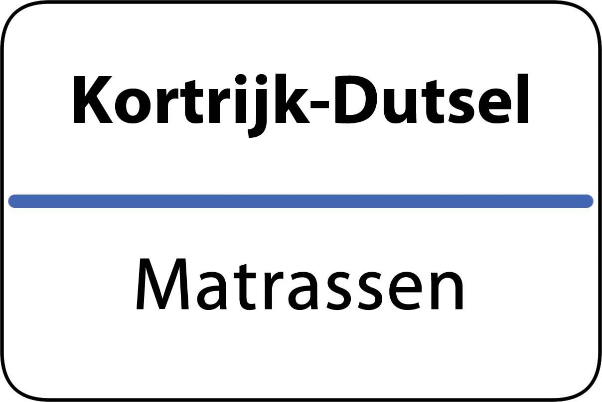 De beste matrassen in Kortrijk-Dutsel
