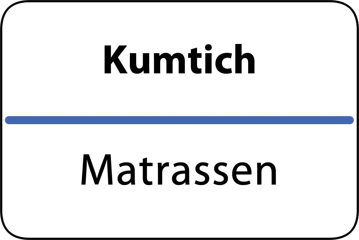 De beste matrassen in Kumtich