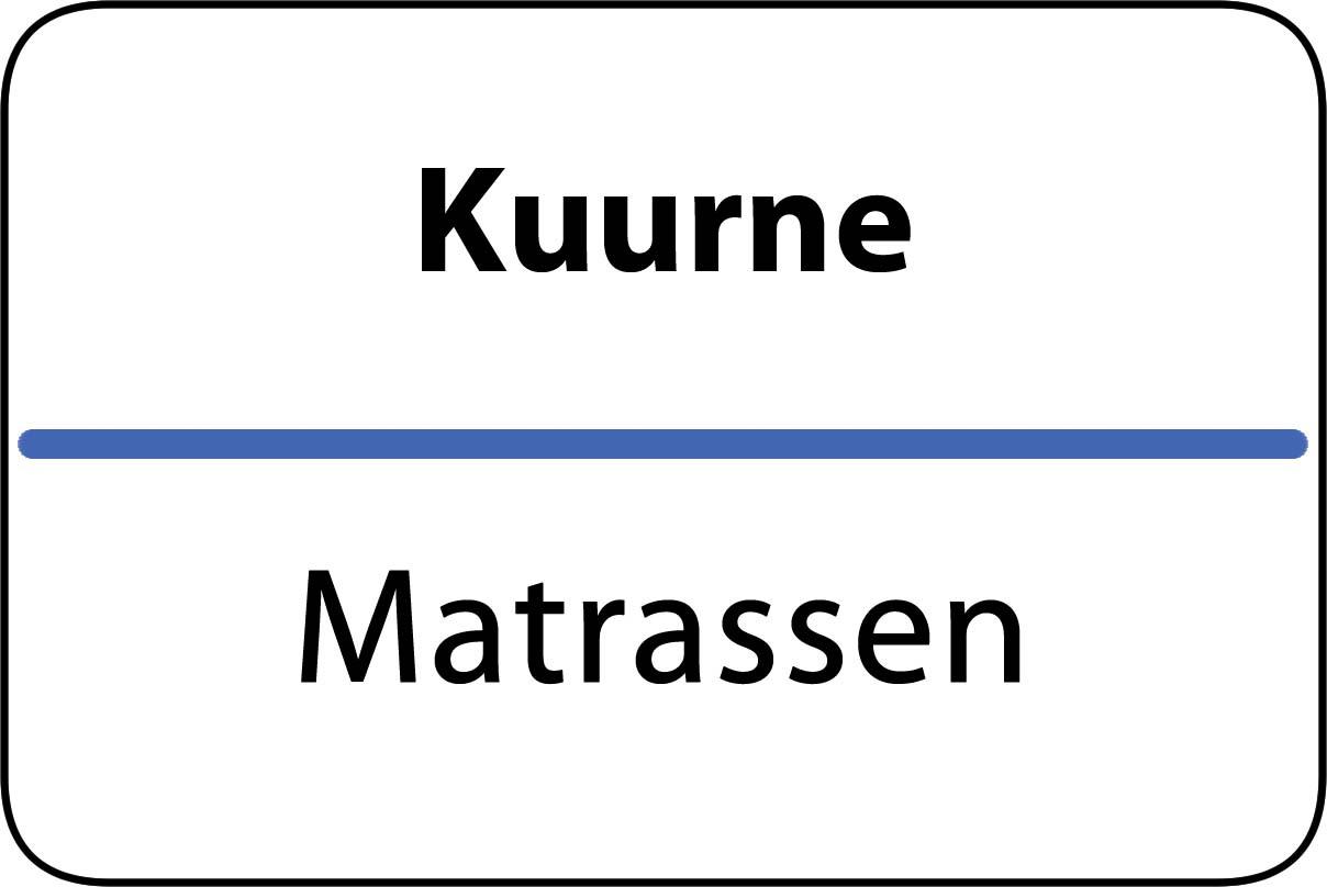 De beste matrassen in Kuurne