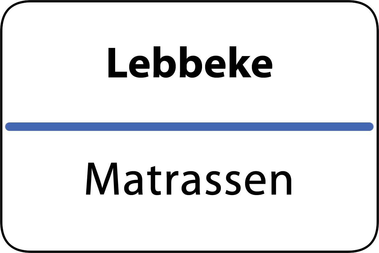 De beste matrassen in Lebbeke