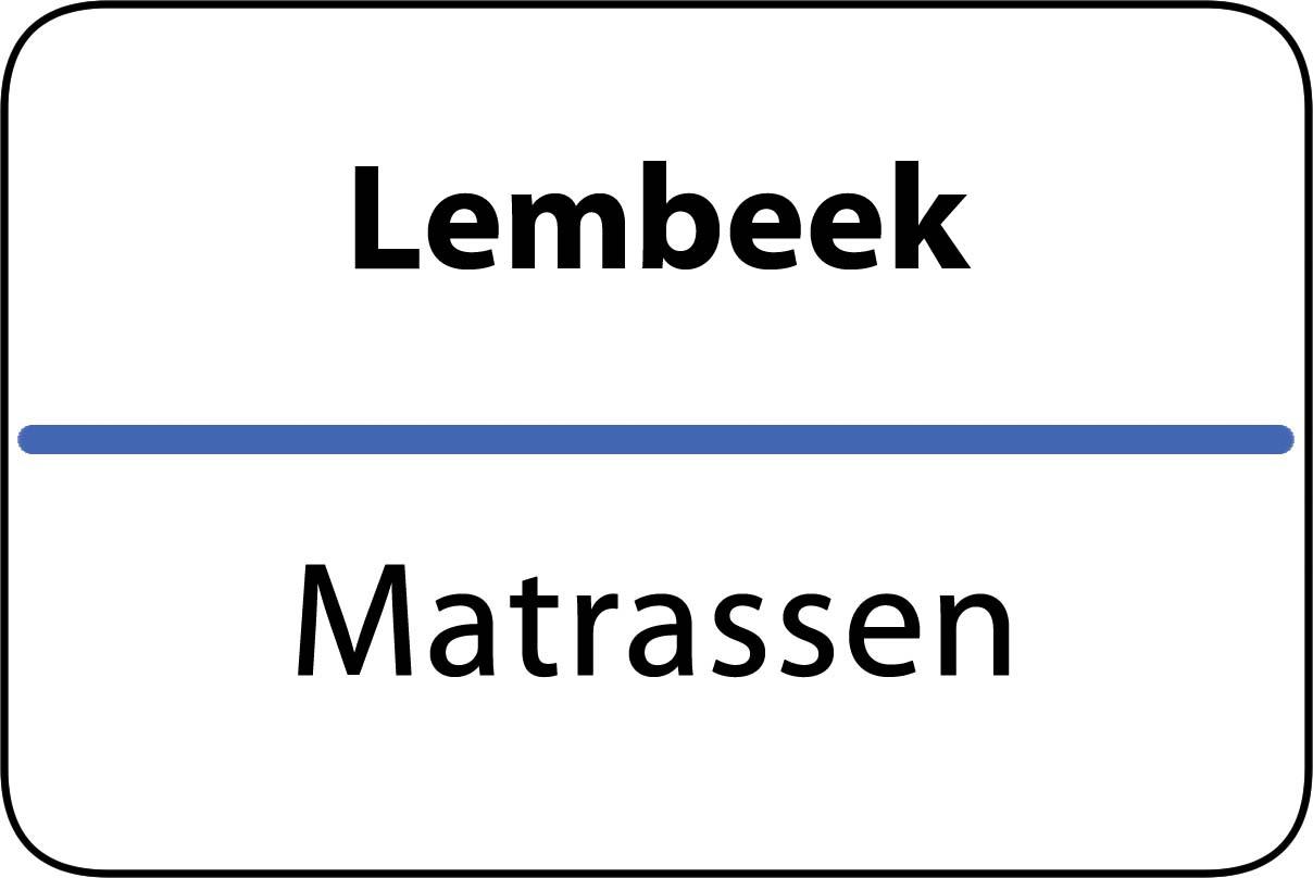 De beste matrassen in Lembeek