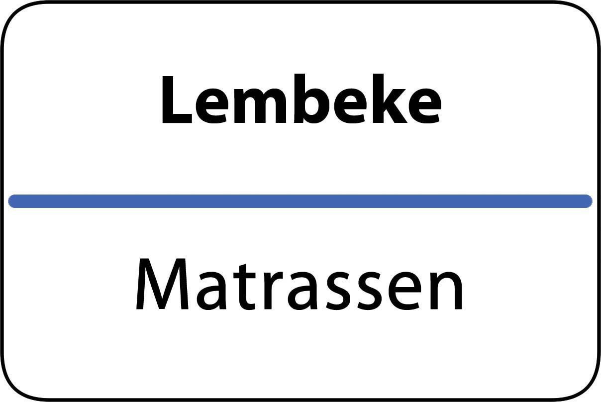 De beste matrassen in Lembeke