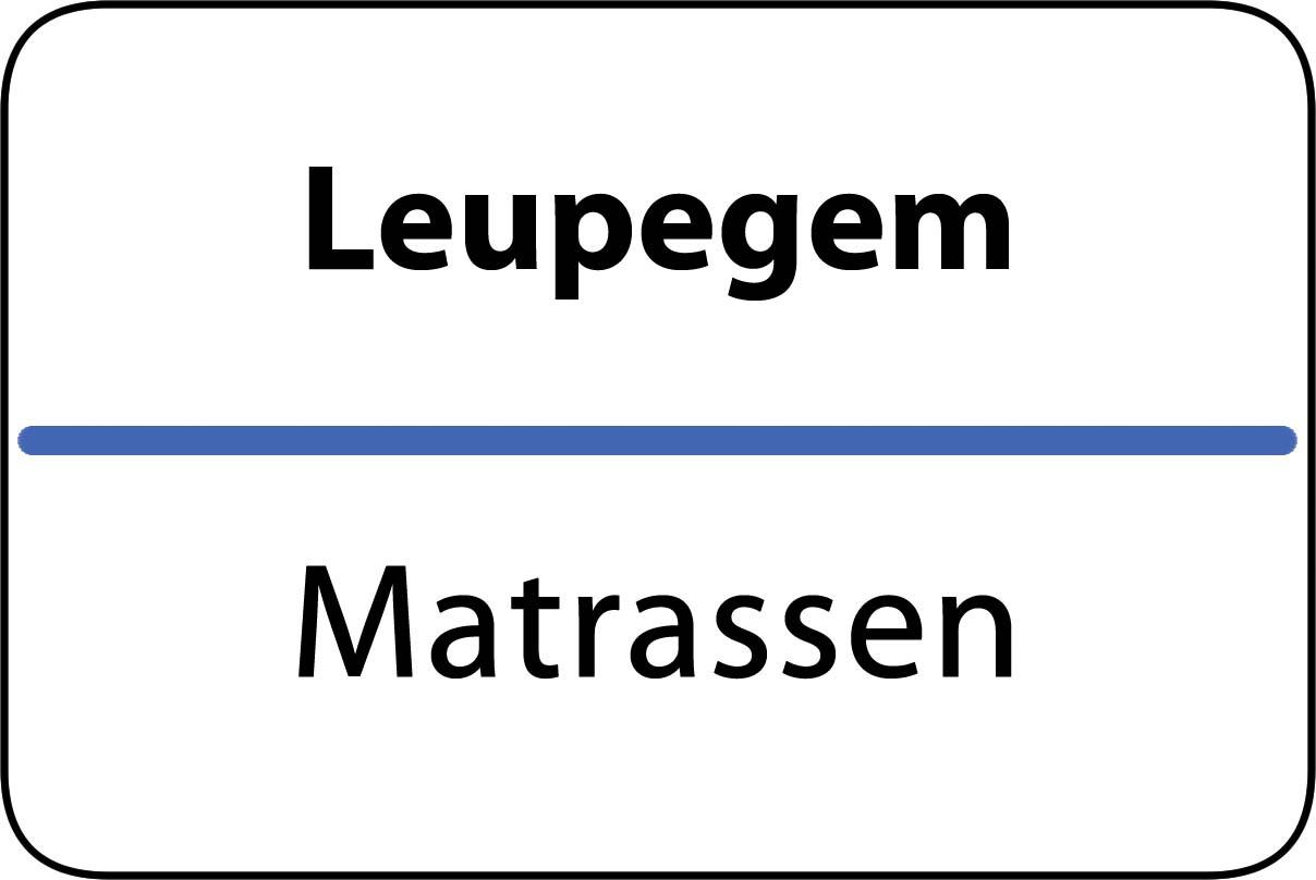 De beste matrassen in Leupegem
