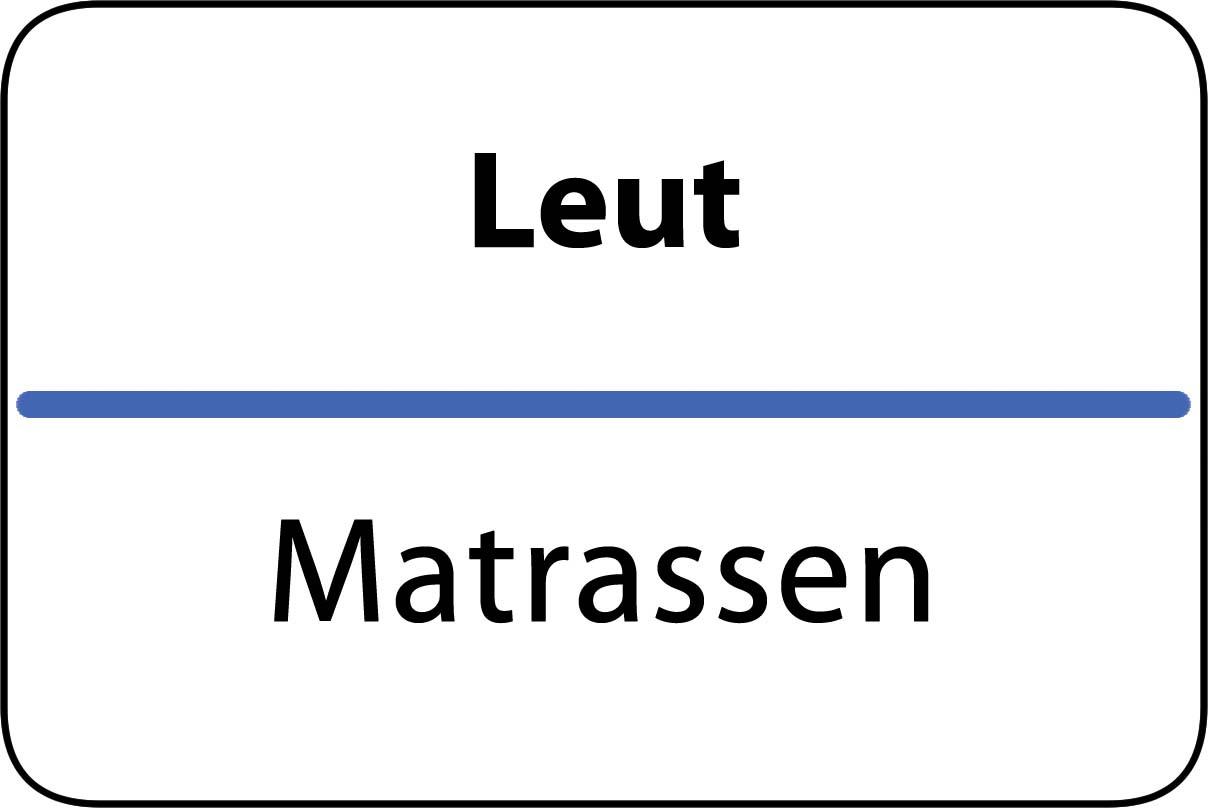 De beste matrassen in Leut