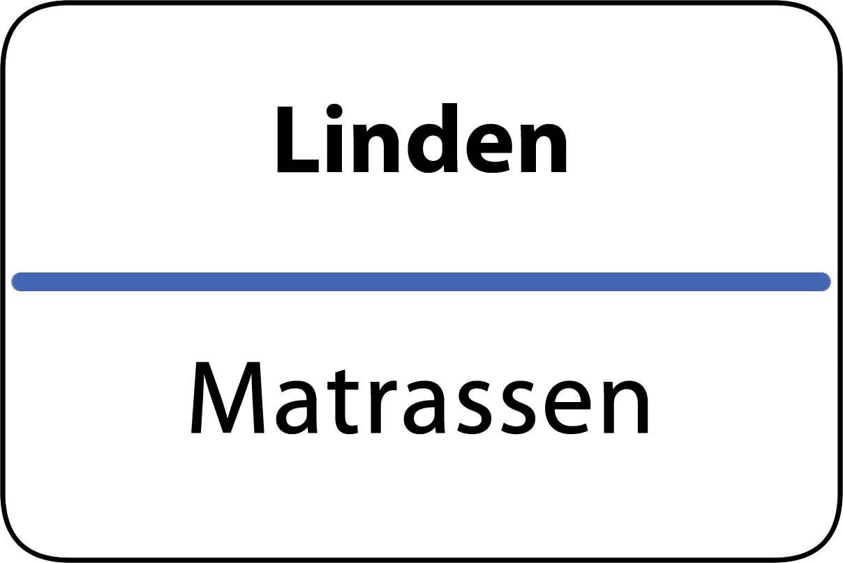 De beste matrassen in Linden