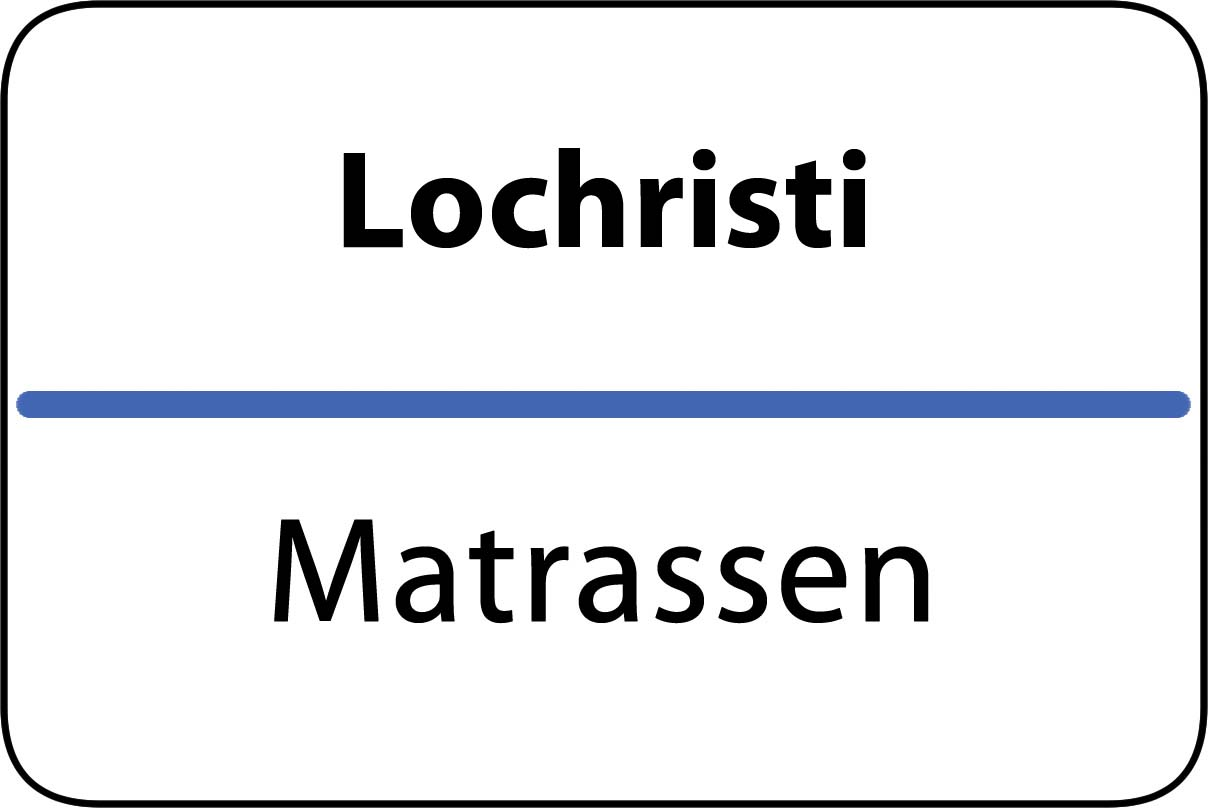 De beste matrassen in Lochristi