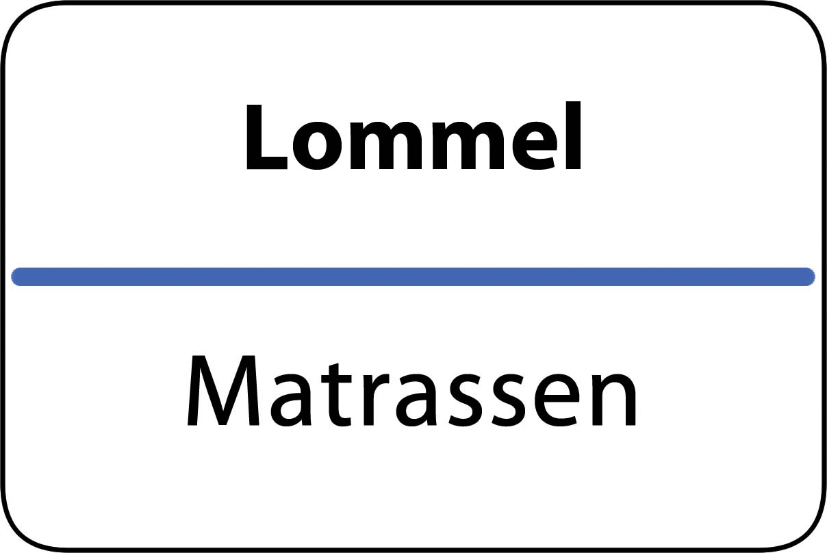 De beste matrassen in Lommel