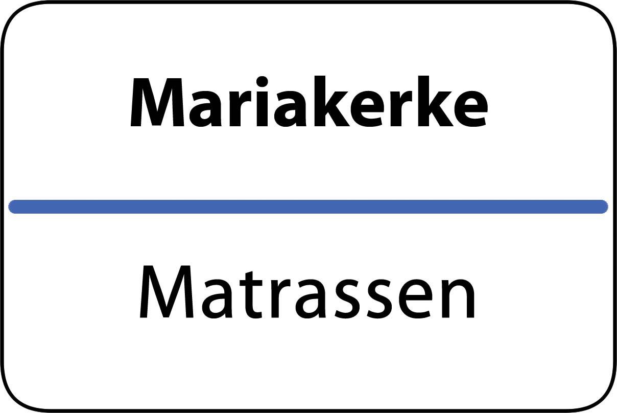 De beste matrassen in Mariakerke