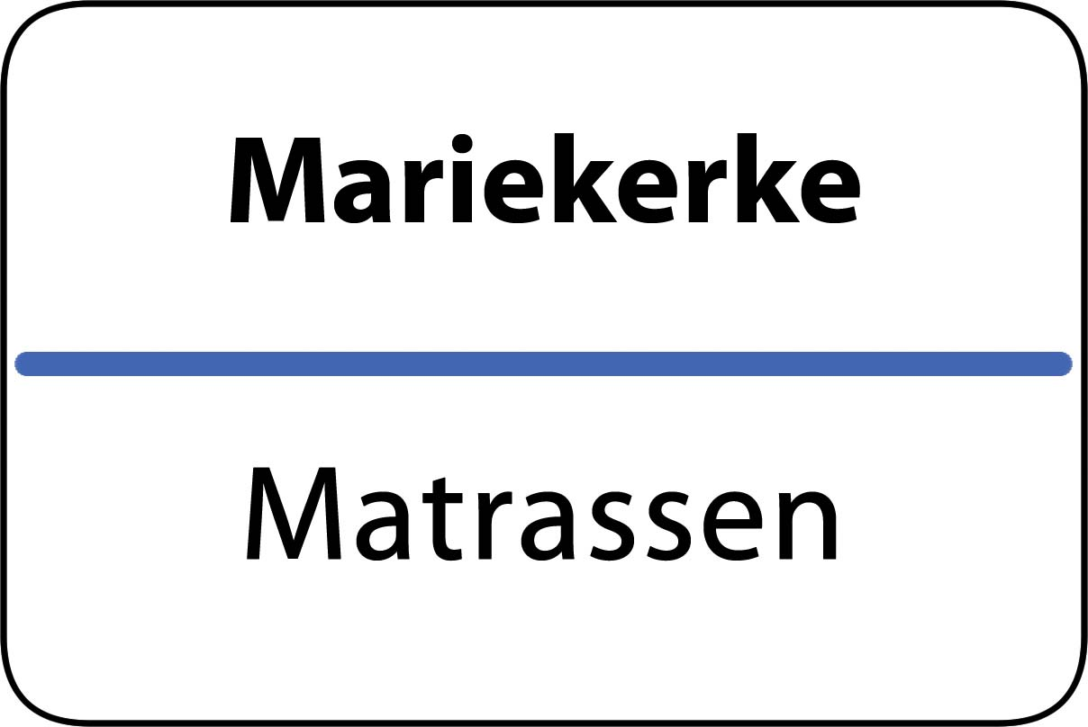 De beste matrassen in Mariekerke