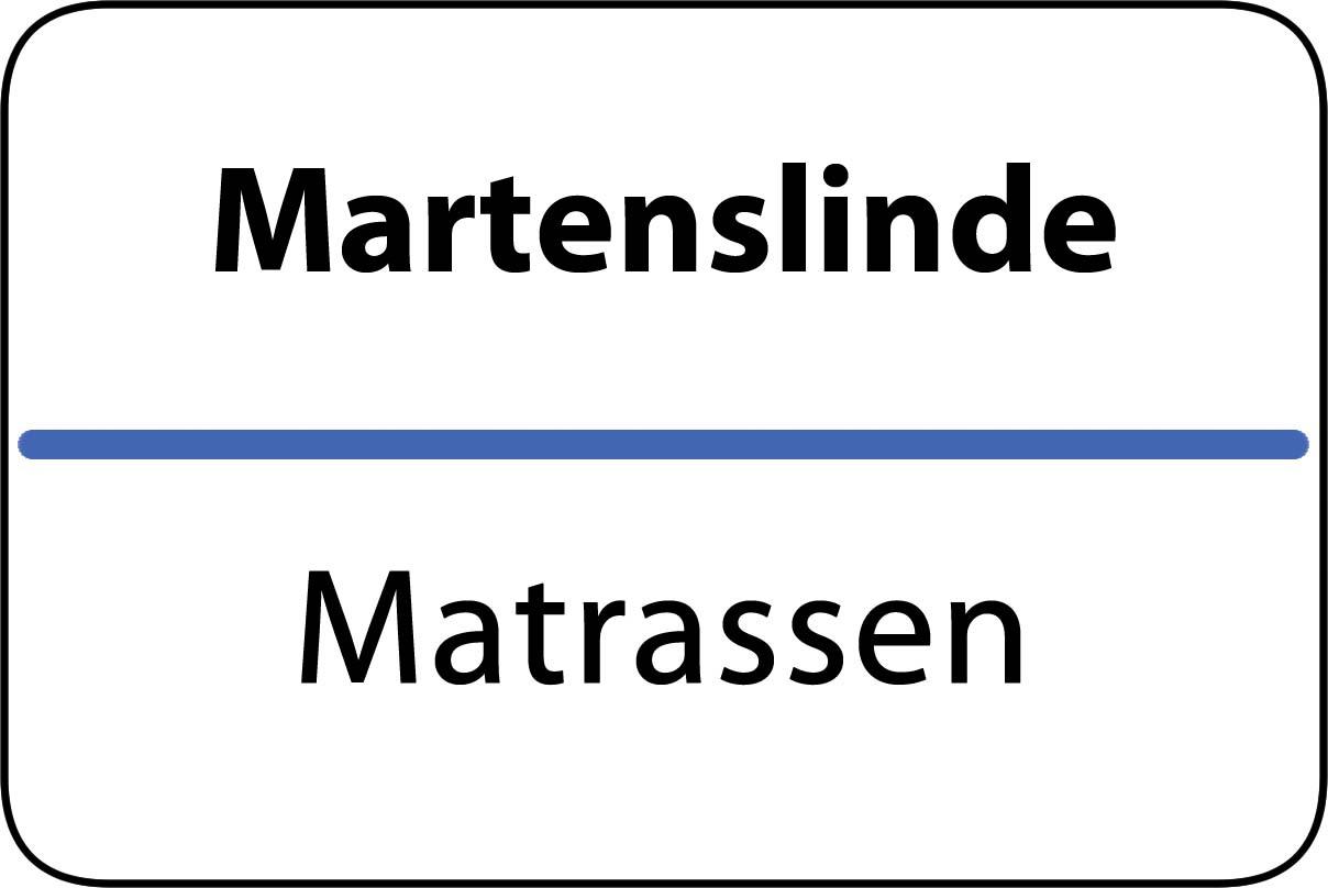 De beste matrassen in Martenslinde