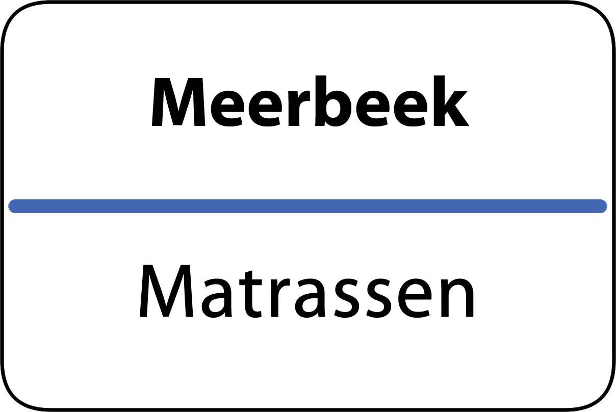 De beste matrassen in Meerbeek