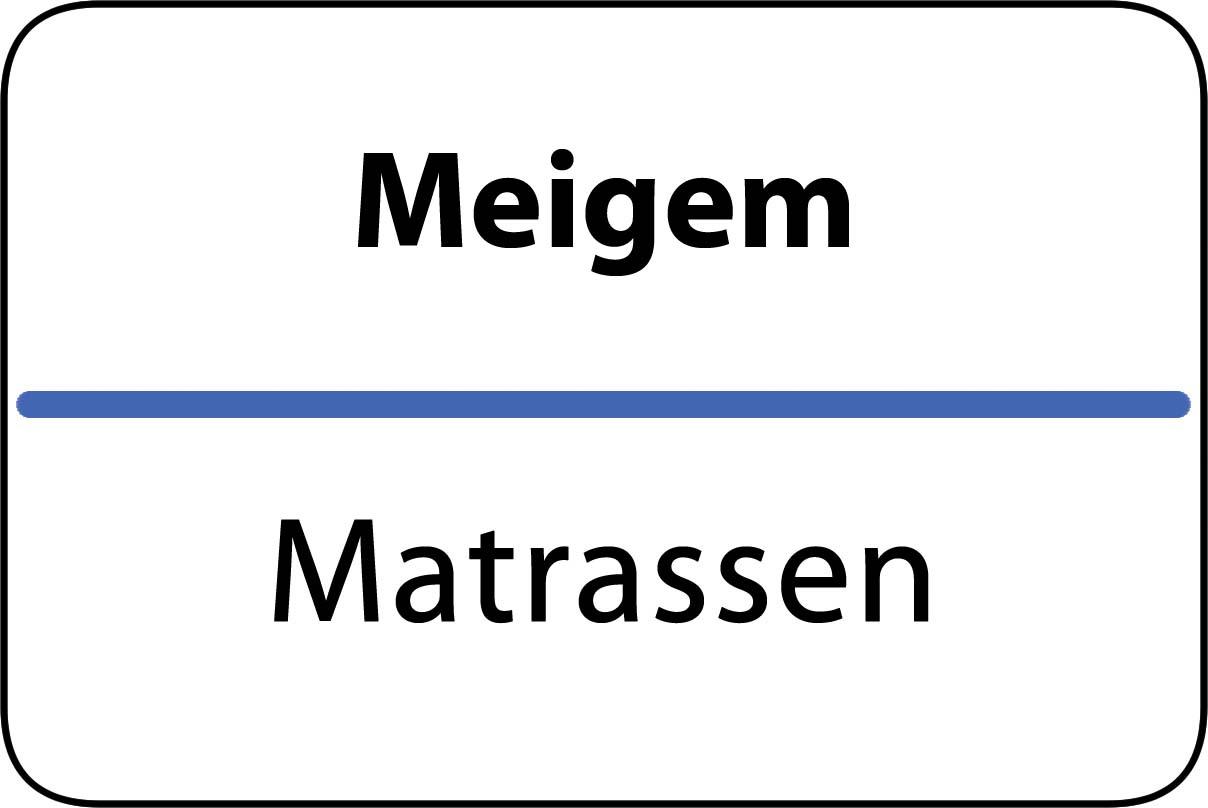 De beste matrassen in Meigem