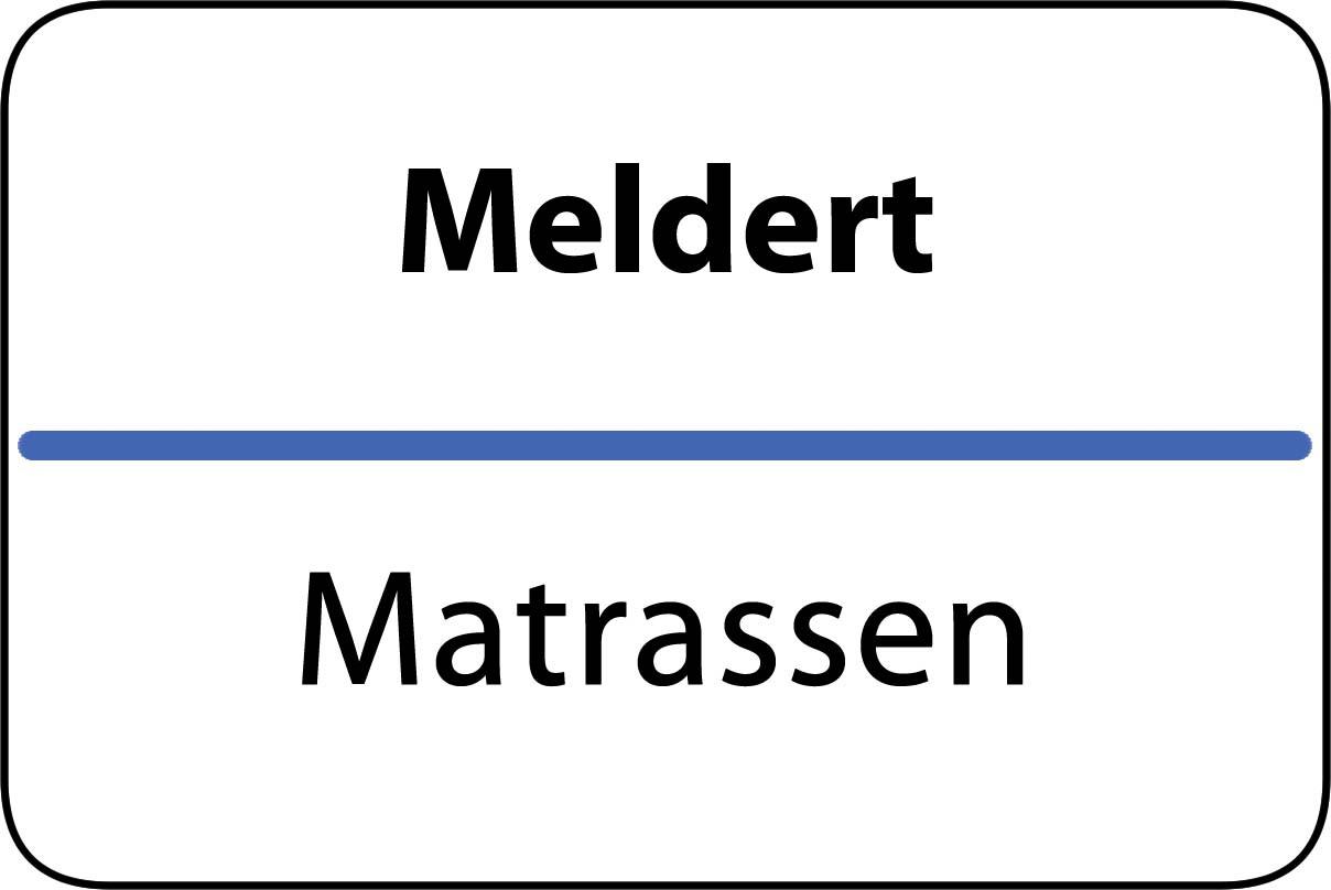 De beste matrassen in Meldert
