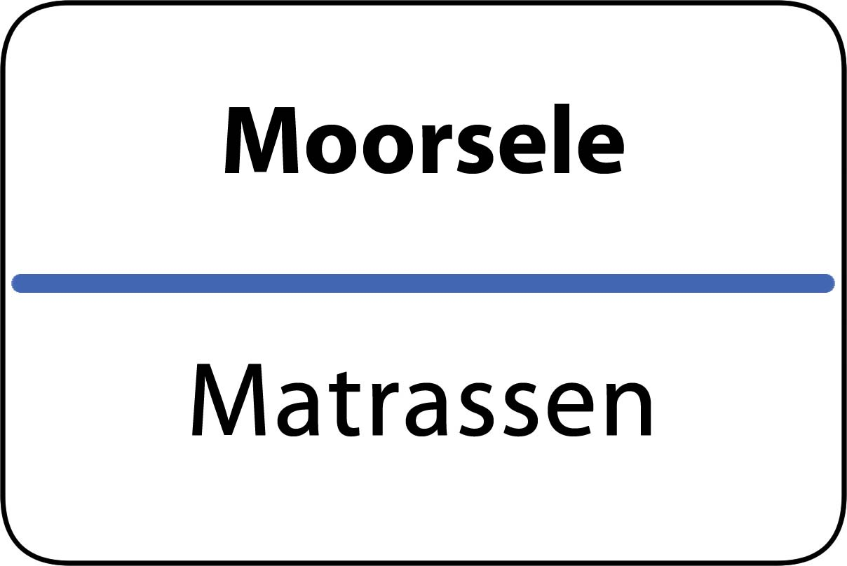 De beste matrassen in Moorsele