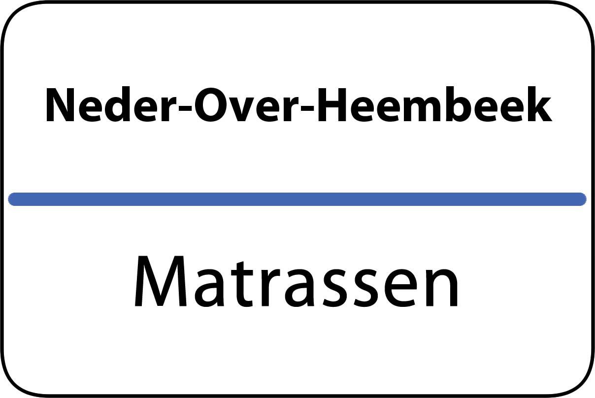 De beste matrassen in Neder-Over-Heembeek