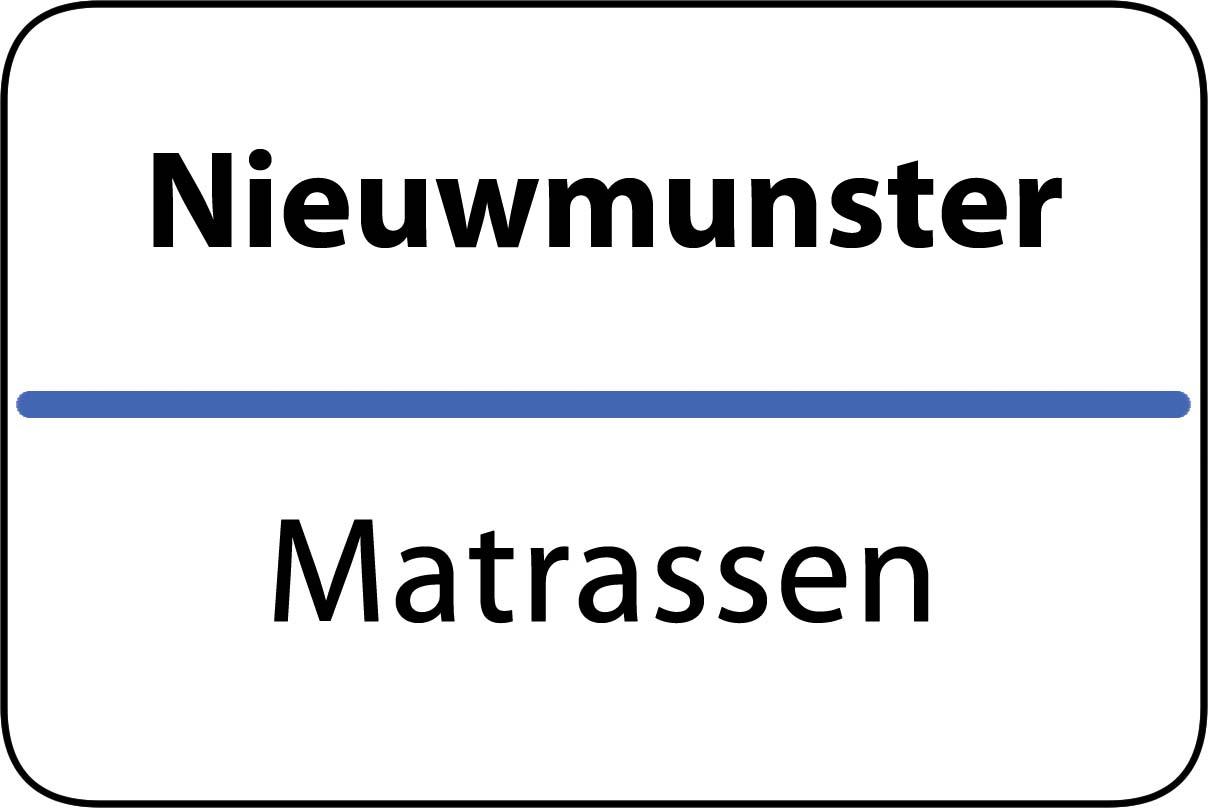 De beste matrassen in Nieuwmunster