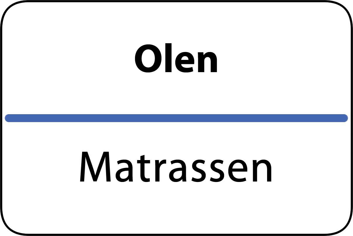De beste matrassen in Olen