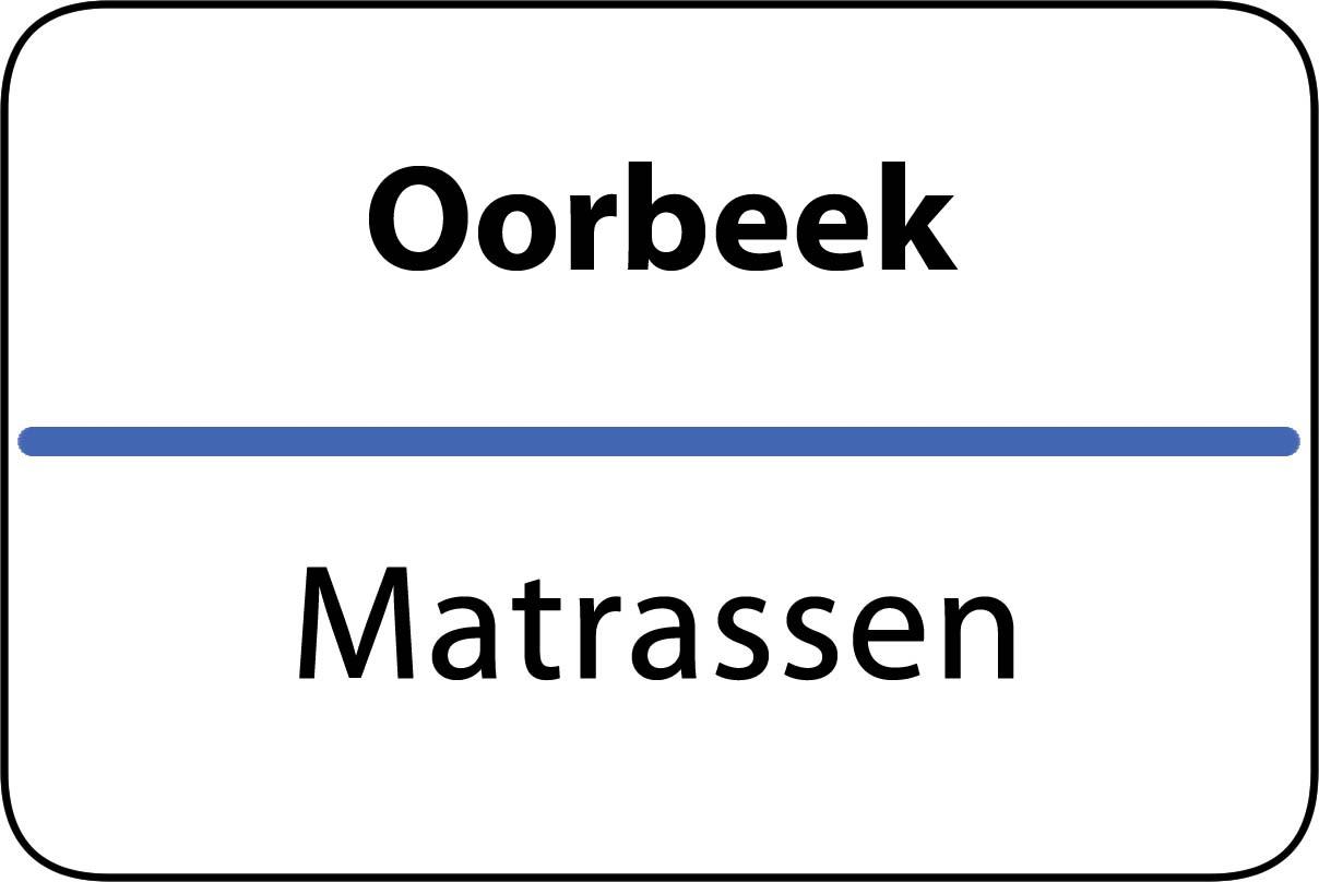 De beste matrassen in Oorbeek