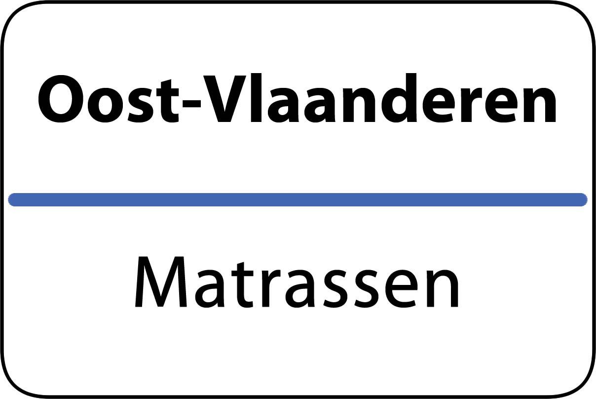 Matrassen Oost-Vlaanderen