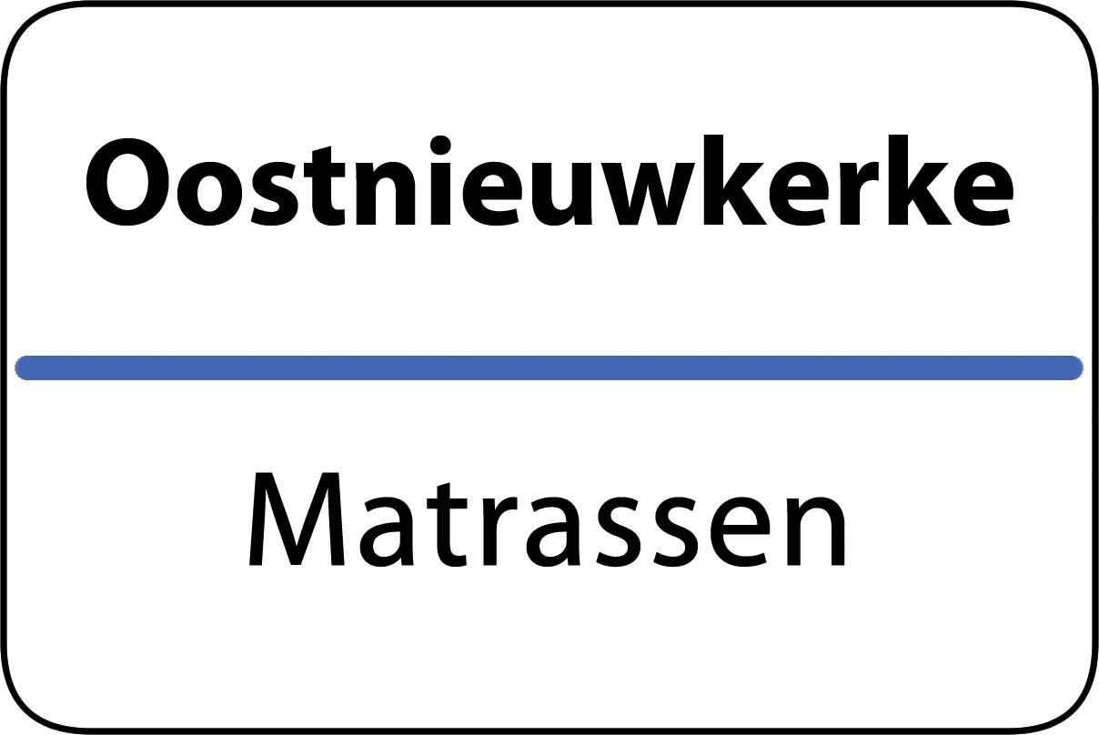 De beste matrassen in Oostnieuwkerke