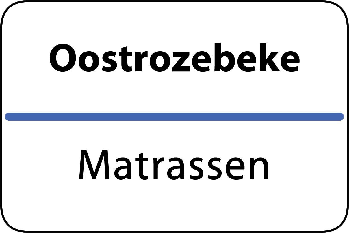 De beste matrassen in Oostrozebeke