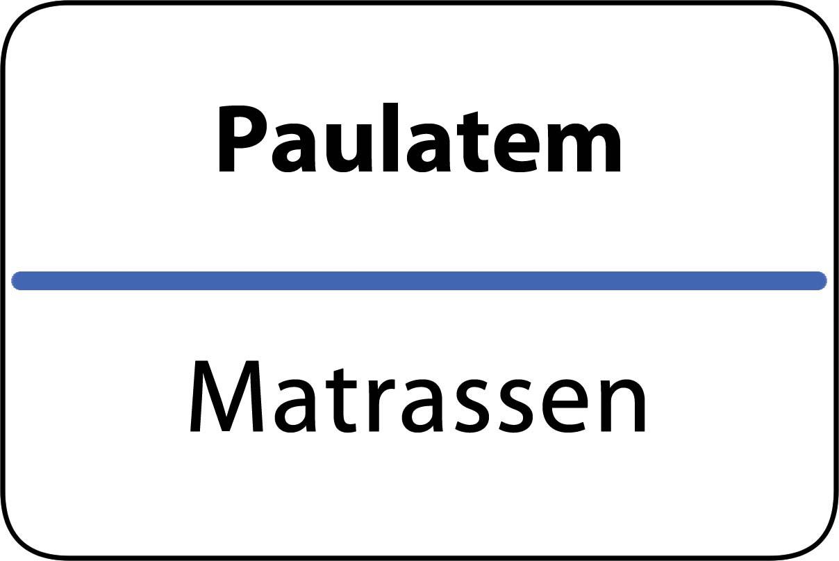 De beste matrassen in Paulatem