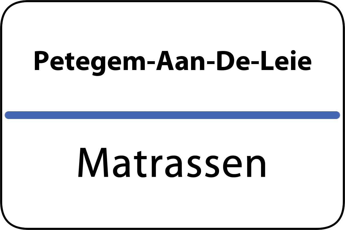 De beste matrassen in Petegem-Aan-De-Leie