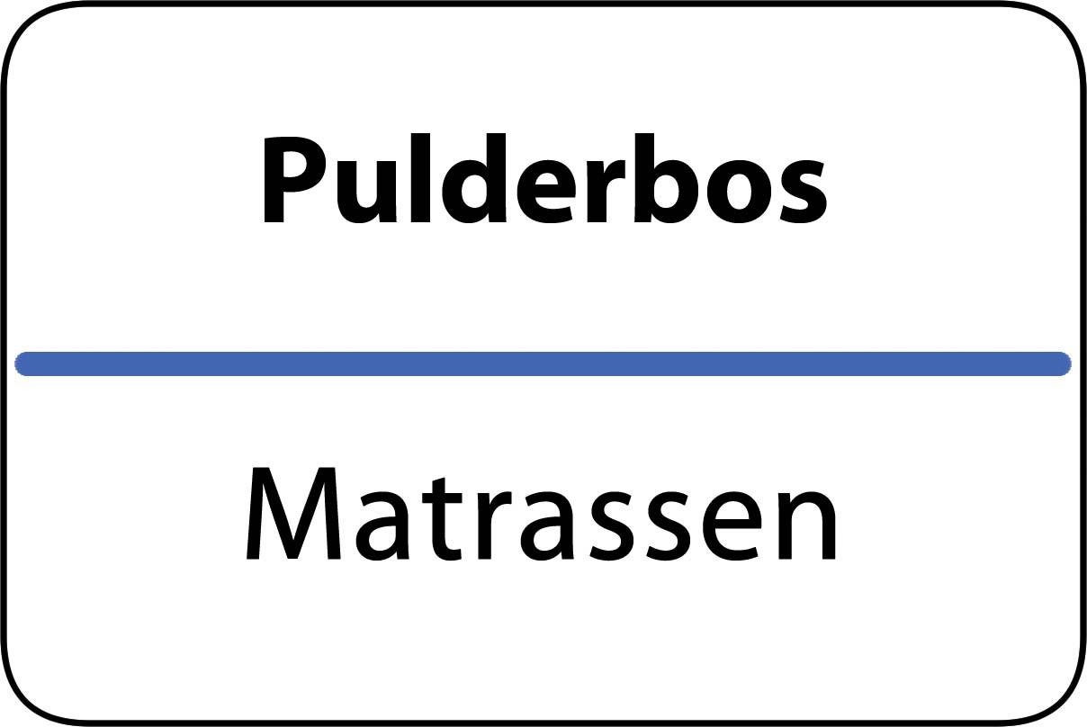 De beste matrassen in Pulderbos
