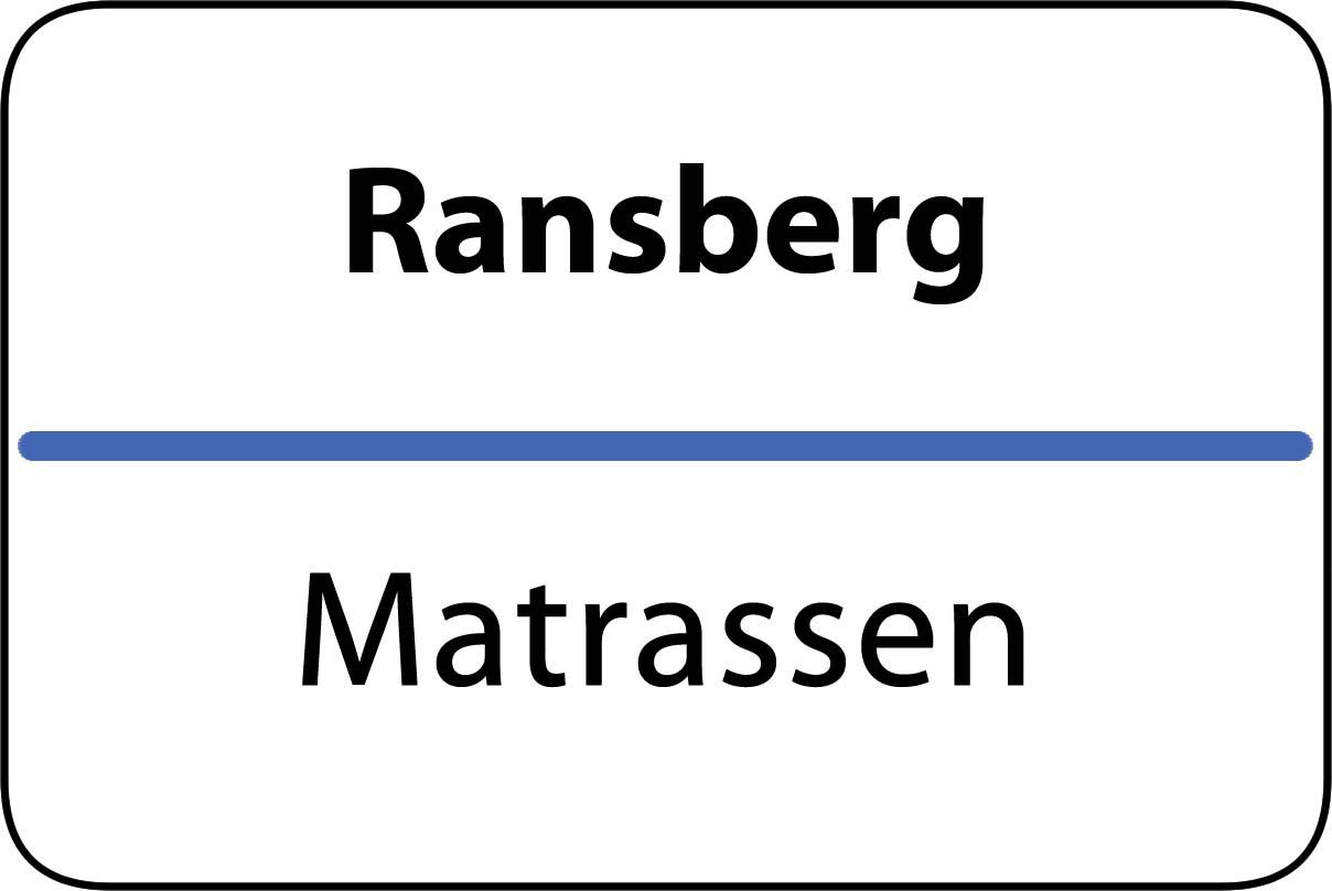 De beste matrassen in Ransberg