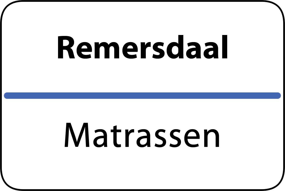 De beste matrassen in Remersdaal