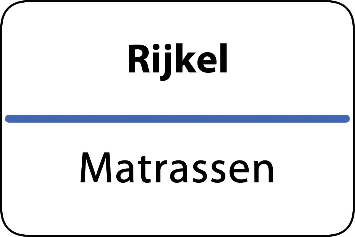 De beste matrassen in Rijkel