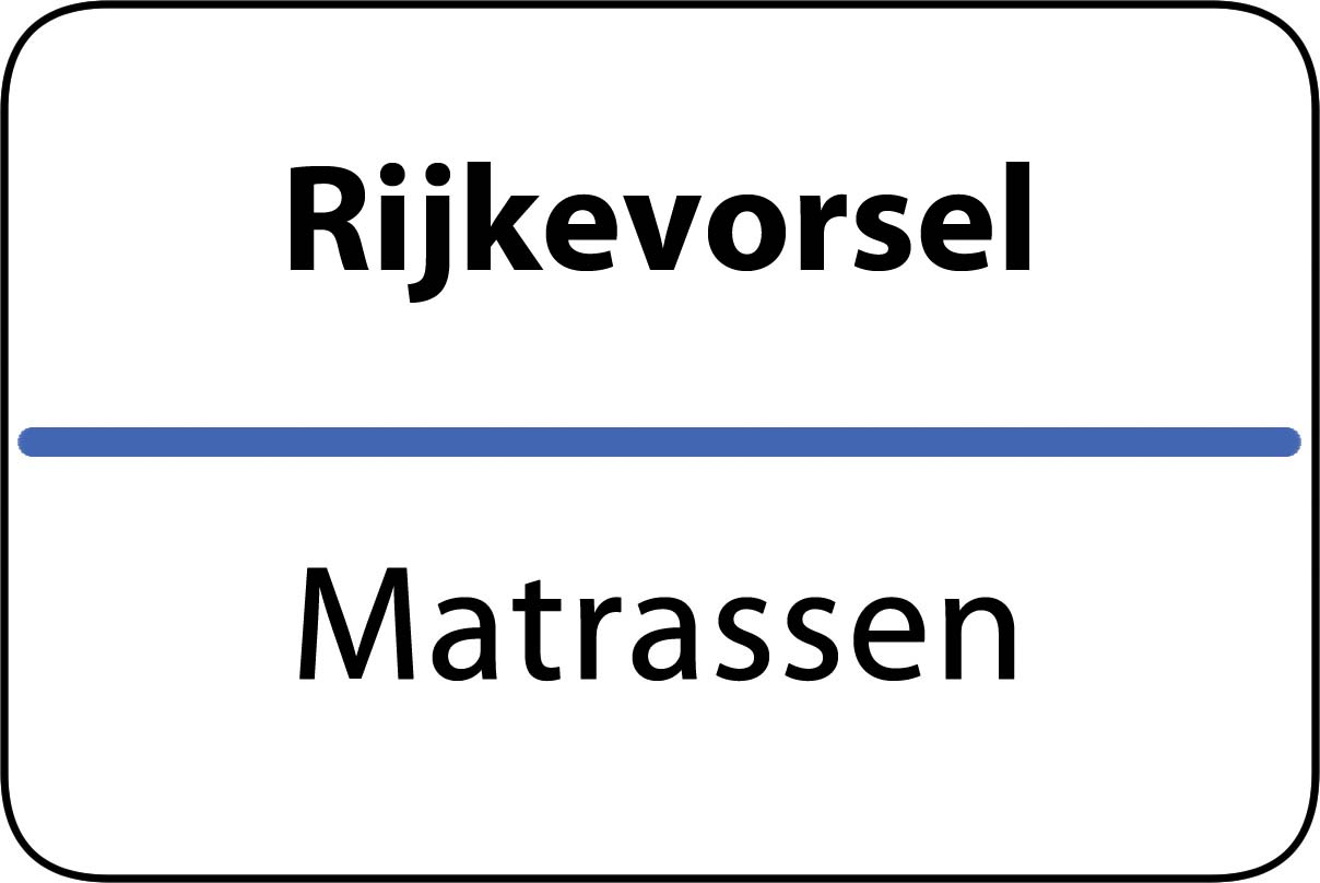 De beste matrassen in Rijkevorsel