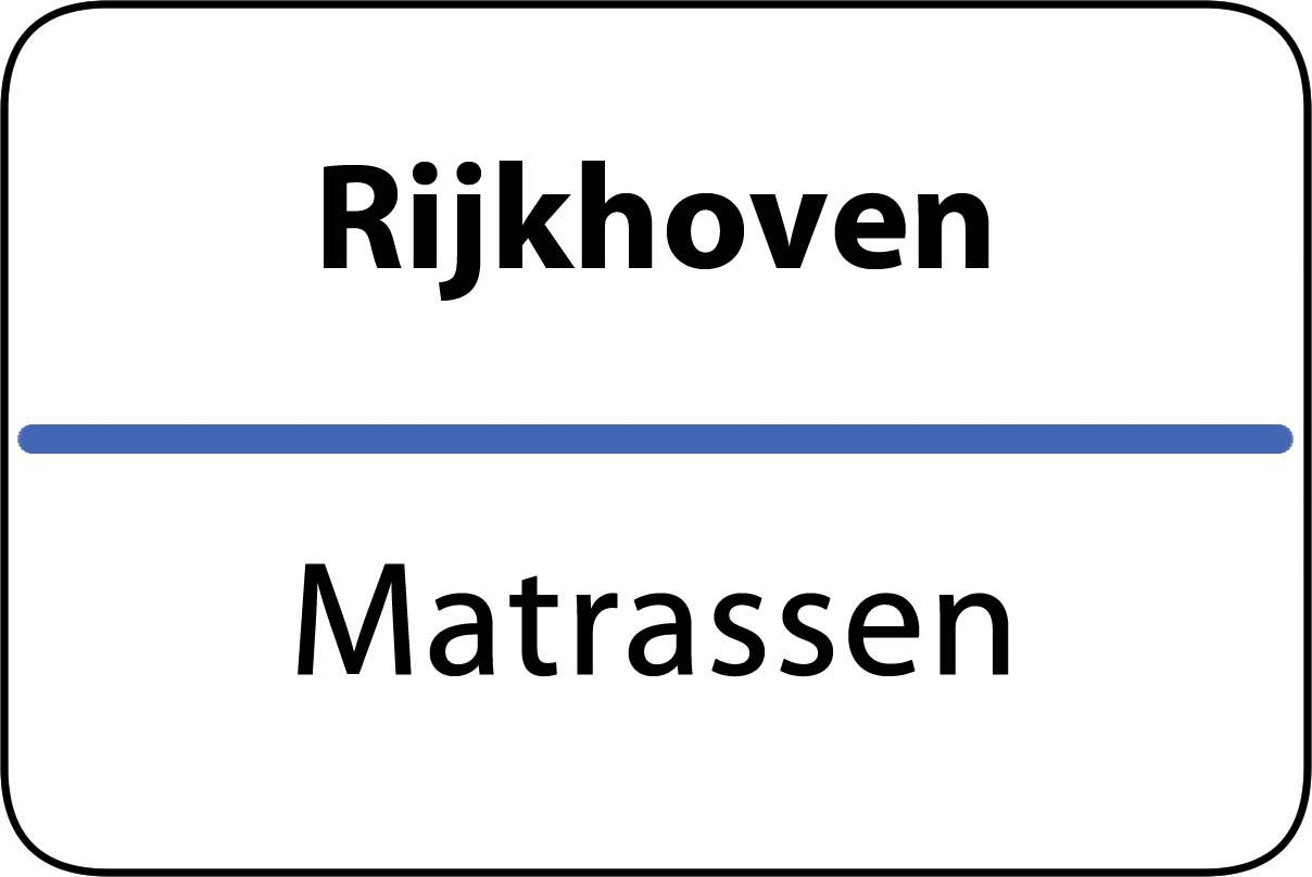 De beste matrassen in Rijkhoven