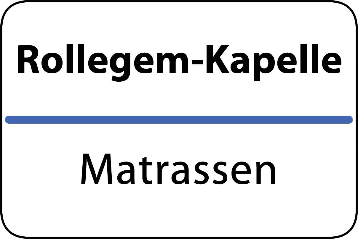 De beste matrassen in Rollegem-Kapelle